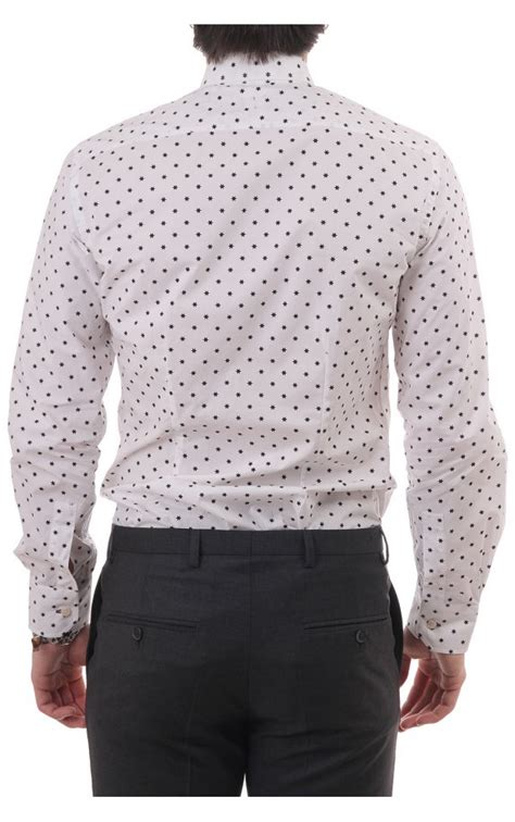 pattern formal shirt paul smith london paul smith london line gents formal