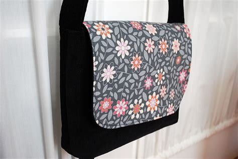 pattern making video tutorials kid sized messenger bag free pattern and sewing tutorial