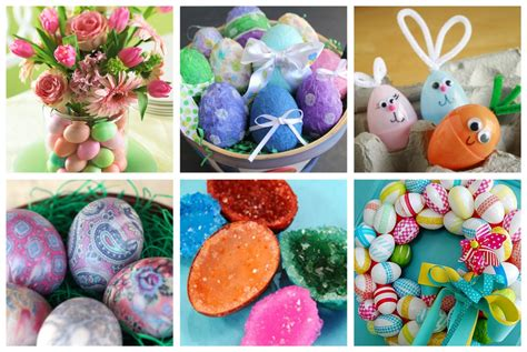 easter ideals easter crafts fun food ideas