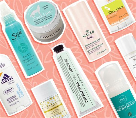 7 Antiperspirants That Actually Work by Best Aluminum Free Deodorants That Actually Work Chatelaine