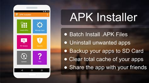 package installer apk android apk installer