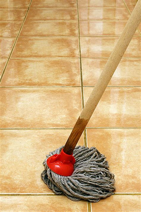 Mopping The Floor by Floor Cleaning Floor Care And Maintenance