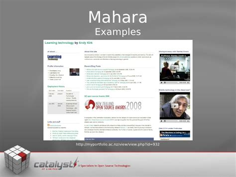 Resume For Students Examples by Eportfolios And Mahara