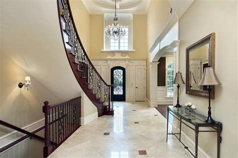 How To Hang Wainscoting - 40 fantastic foyer entryways in luxury houses images