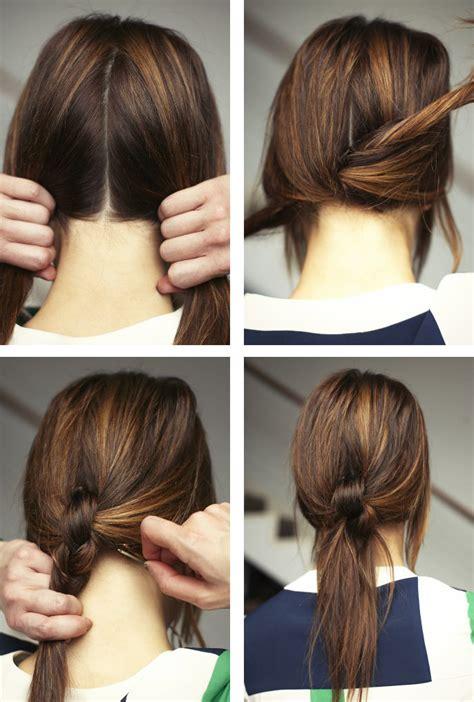 tutorial rambut wanita gaya simple untuk rambut pendek variasi gaya rambut sesuai tren menggunakan alat catok