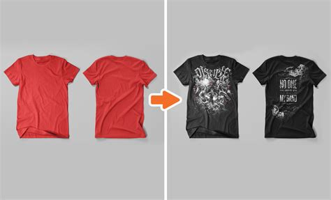 photoshop t shirt template photoshop s t shirt flat templates pack