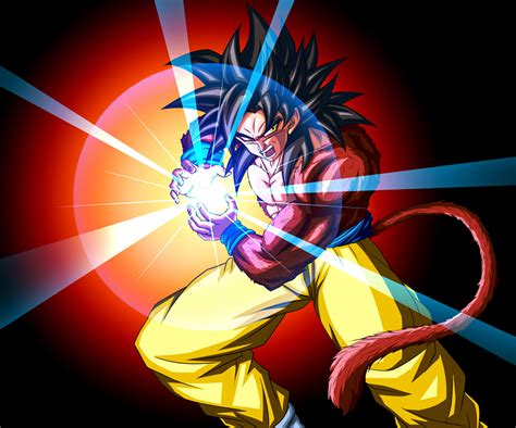 imagenes wallpaper de dragon ball anime dragon ball super goku super saiyan 4 kamehameha