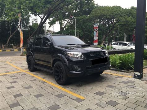 Fortuner G Trd 2 5 2015 jual mobil toyota fortuner 2015 g trd 2 5 di dki jakarta