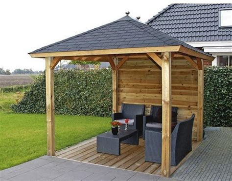 backyard gazebo plans 25 best ideas about wooden gazebo on pinterest wooden