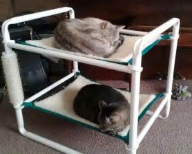 Hammock Bunk Bed Outside Enclosures For Your Inside Cats To A Outside Area This Site Has A Ton