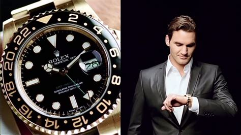 Rolex 3 2 Cm フェデラー特集 ロレックスcmまとめ フェデラーお気に入りのコレクションを語る ロレックス デイトナ等