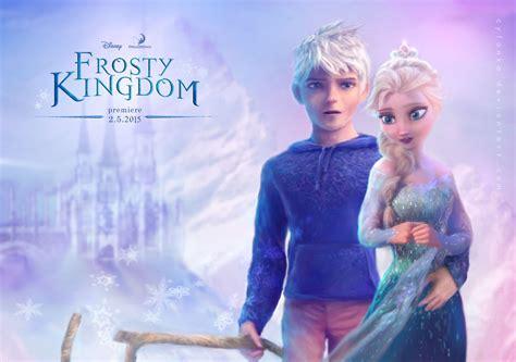 film elsa dan jack bahasa indonesia frosty kingdom poster 2 elsa jack frost photo