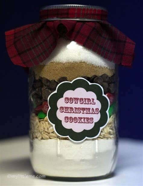 4 homemade diy christmas jar gifts
