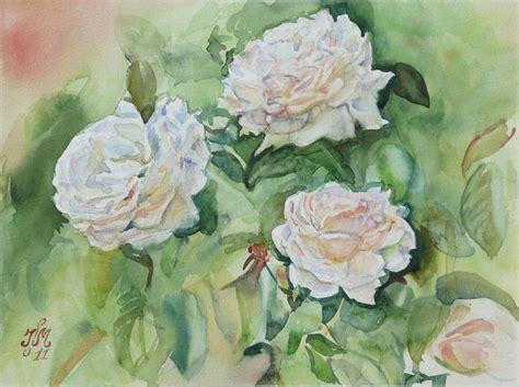 cuadros de rosas blancas rosas blancas 5 ignacio mateos artelista