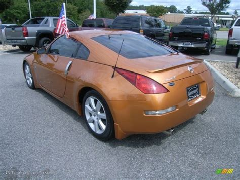 burnt orange nissan altima burnt orange interior 2004 nissan 350z touring coupe photo