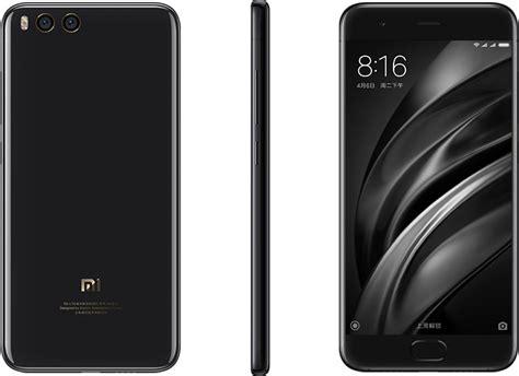 Xiaomi Mi6 6 64 Black xiaomi mi 6 ist offiziell hartware