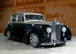 1954 rolls royce silver custom 4 door saloon 65791