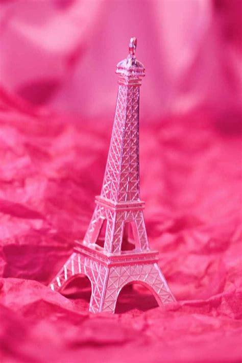 wallpaper pink paris pink eiffel tower background backgrounds pinterest