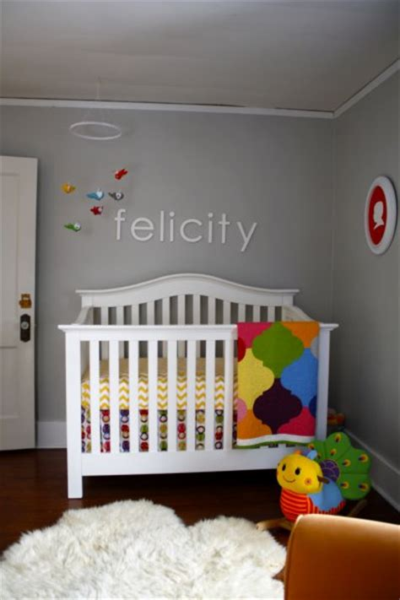 Gallery Roundup Rainbow Project Nursery Remodelaholic 25 Beautiful Nurseries