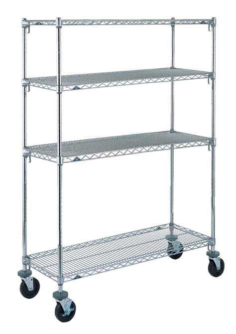 20 2 l wire labrepco 4 shelves 21 inch shelf width