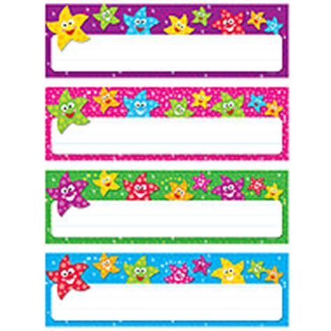 dancing stars desk toppers 174 name plates variety pack
