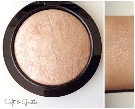 Mac Mineralize Skinfinish Soft Gentle resenha mac mineralize skinfinish soft gentle new in