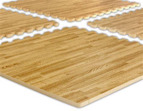 Foam Wood Flooring wood grain foam aerobic exercise flooring