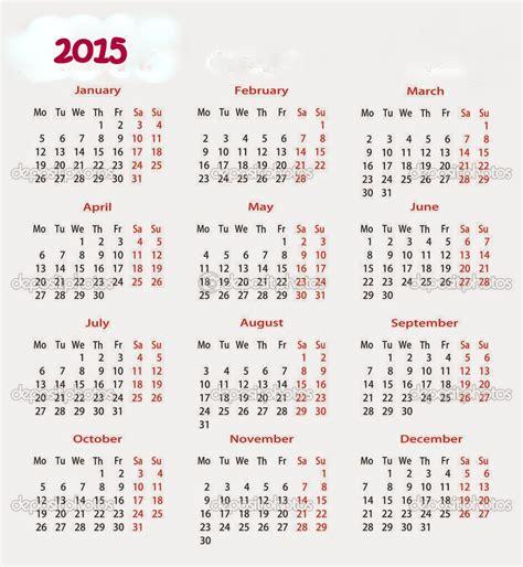 Calendario Para Imprimir Calendario 2015 Para Imprimir New Calendar Template Site
