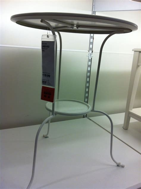 metal side table ikea ikea white metal side table ck collection pinterest