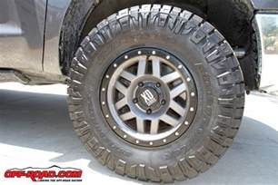 Truck Wheels Reviews Look Nitto Ridge Grappler Road Tire Road