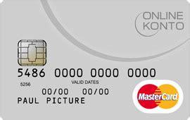 kreditkarte mit geld drauf ohne schufa girokonto ohne schufa sofort er 246 ffnen girokonto one