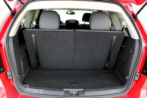 Dodge Journey Interior Space by 2016 Dodge Journey Review Web2carz