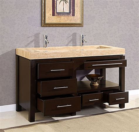 2 bathroom sink bathroom vanities with trough sink modern