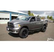 On This 2013 Ram 1500 We Installed A BDS Suspension 4