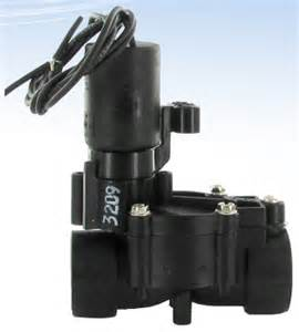 An extremely low friction design makes the irritrol 700 series valve