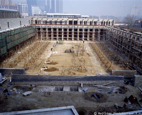 Plantation De Novembre by Construction De La Nouvelle Ambassade Mars 2011