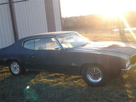 1970 buick skylark gs custom convertible for sale