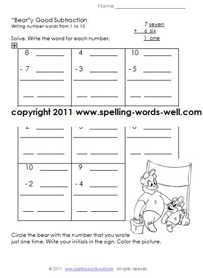 Printable 1st Grade Worksheets by Free Printable 1st Grade Worksheets