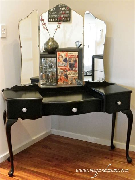 Refurbished Vanity Table by Refurbished Dressing Table I Never Seen Someone