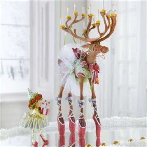 grandin road adorable reindeer decor christmas