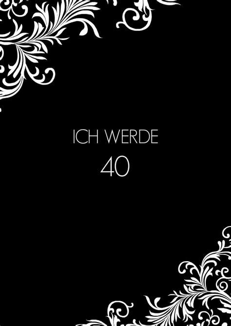 Word Vorlage Umschlag C6 Einladung 40 Geburtstag Elizabeth