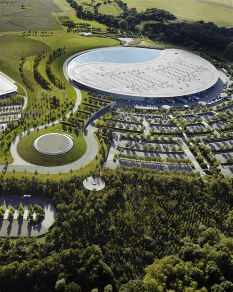 mclarens garden centre mclaren technology centre by foster partners 2