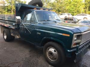 1985 ford f350 dump work truck pickup dually 1 ton for sale photos technical specifications