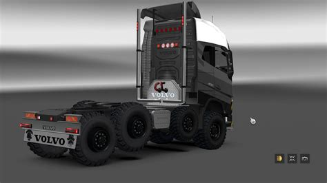 monster truck videos 2013 volvo fh 2013 monster truck 1 22 mod euro truck simulator