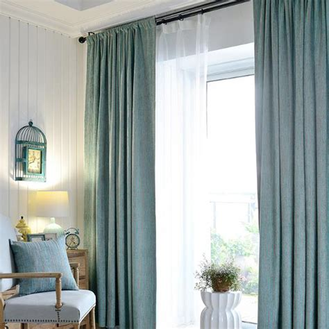 teal bedroom curtains teal polyester jacquard striped contemporary patterned