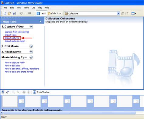 windows movie maker presentation tutorial how to save powerpoint as video using windows movie maker