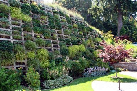 Steep Hillside Landscaping Ideas Erikhansen Info Steep Slope Garden Ideas