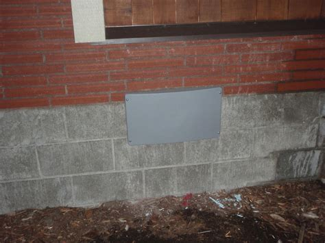 basement vent covers part of our complete encapsulation system are our vent covers