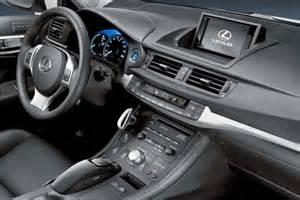 2015 lexus ct 200h new interior car reviews