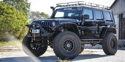 Overland Jeep Tj Overland Jeep By Bruiser Conversions